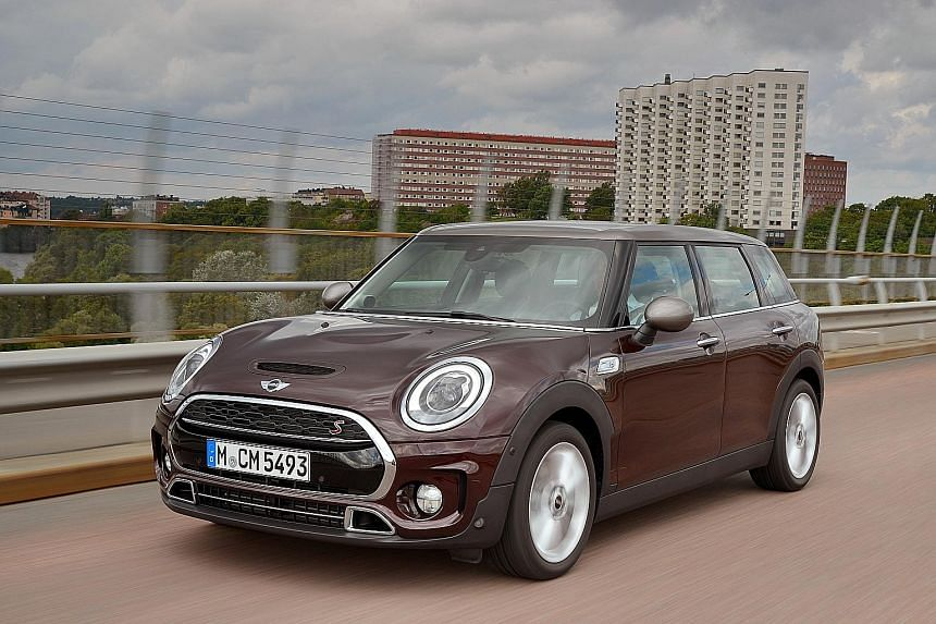 The new Mini Clubman has traded agility for a stable and more pliant ride.