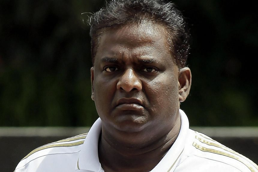Selvarajan Letchuman pleaded guilty to fixing a match between LionsXII and Sarawak FA to ensure that the Lions won by at least three goals.