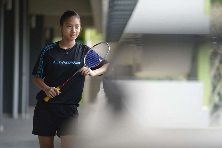 National shuttler Yeo Jia Min captured the Badminton Asia U-17 Junior Championships girls' title after beating Indonesia's Sri Fatmawate  on Sunday, Oct 11, 2015.