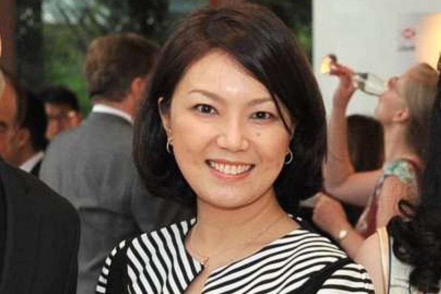 Ms Michelle Lau, head of wealth planning for Asia at HSBC Private Bank, says a constituted set of values becomes more important as family structures get more complex in future generations.