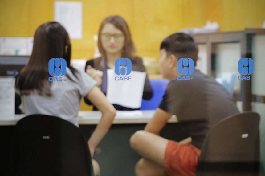 At least 15 couples were seen filing complaints at the Consumers Association of Singapore's office at 10am on Monday.