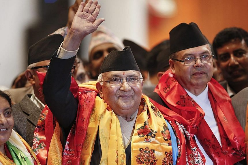 Nepal's new leader K.P. Sharma Oli has to quell protests over the new Constitution and end a border blockade that has led to national fuel rationing, among other tasks.