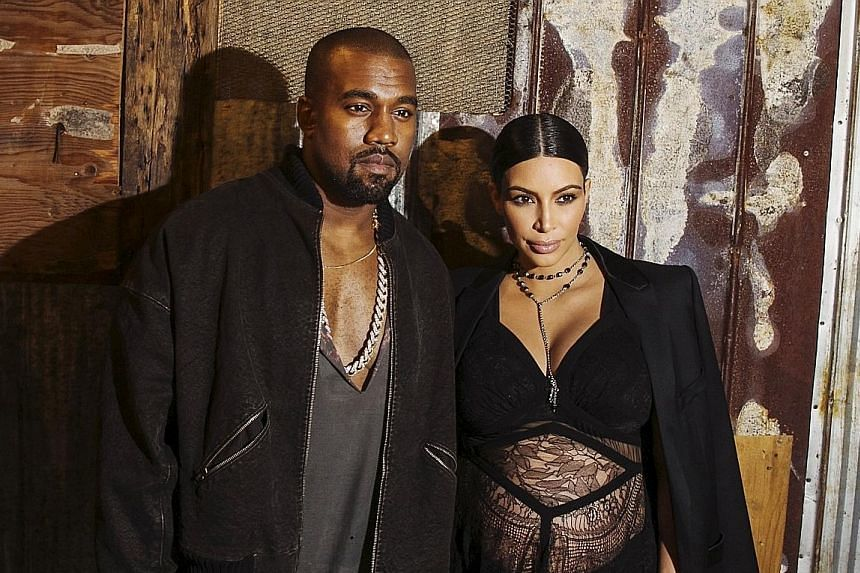 Reality TV show training may be good for Kanye West (above, with his wife Kim Kardashian), says US President Barack Obama.