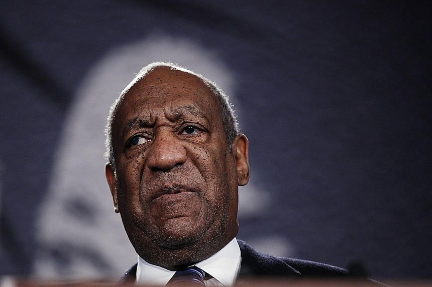 Comedian Bill Cosby (above) has been accused of sexual misconduct.