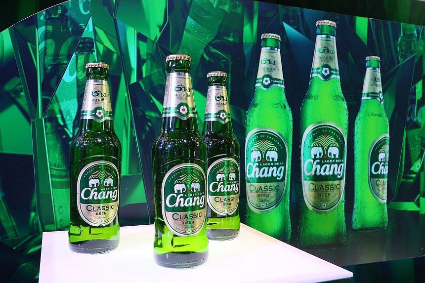 The five variants of Chang will now be consolidated into one product named Chang Classic (above), with a new liquid profile and packaging.