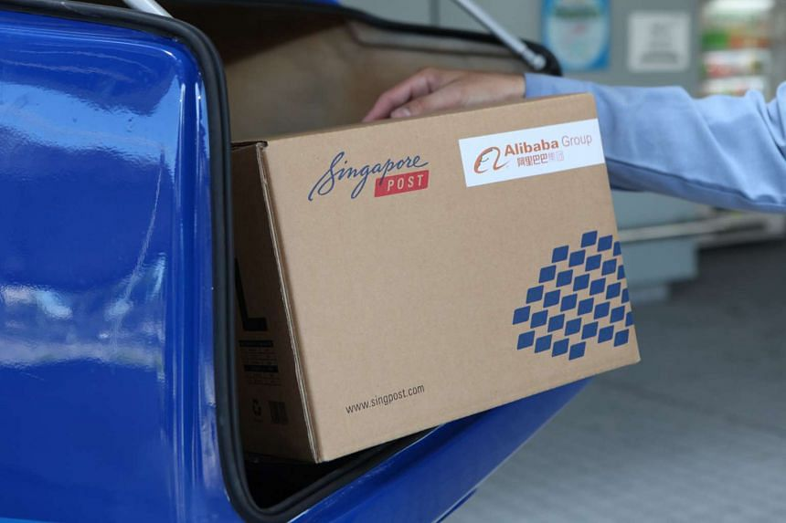 SingPost to strengthen e-commerce push, expand US, European