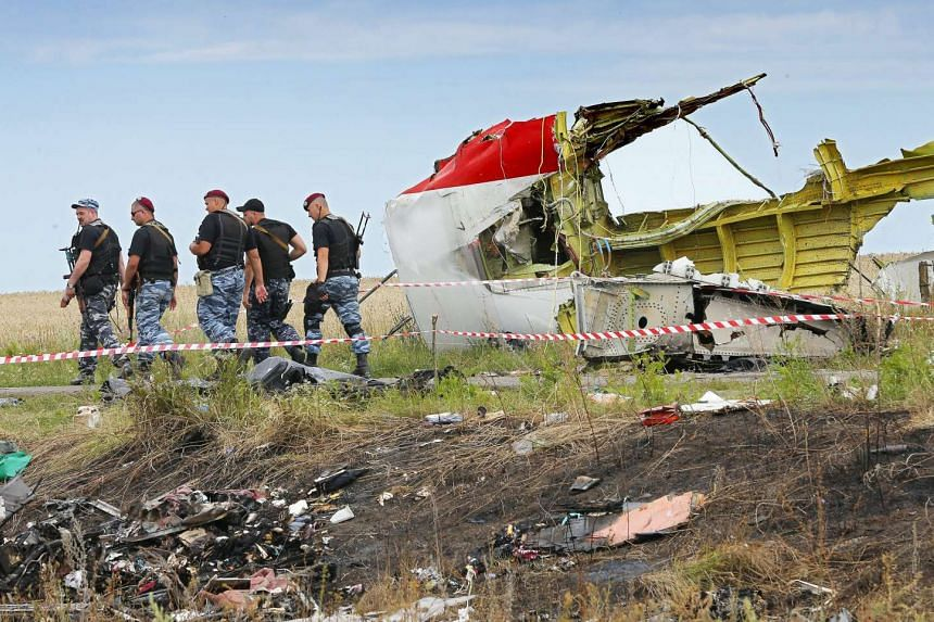 An international inquiry found that Malaysia Airlines flight MH17  was shot down by a Russian-made BUK missile fired from rebel-held eastern Ukraine.