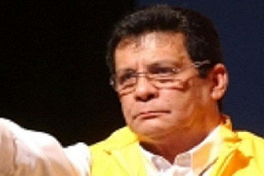 Senator Grace Poe references her father, Mr Fernando Poe Jr (above), in her speeches.