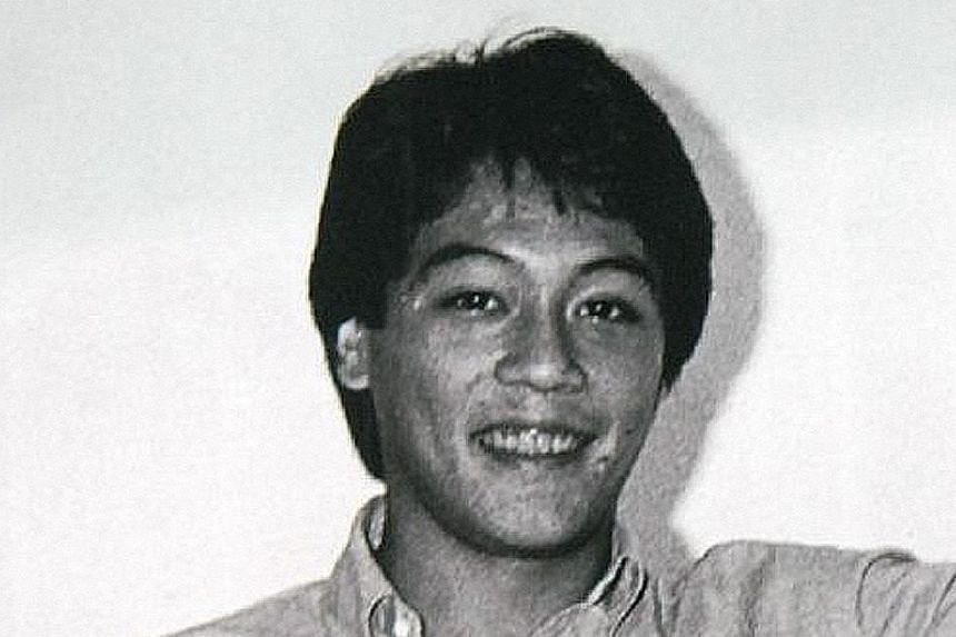 In his speeches, Mr Mar Roxas recalls younger brother Gerardo Roxas Jr (above), a congressman who died of cancer in 1993.