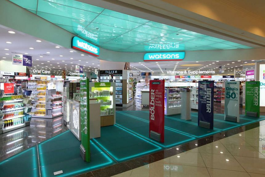 Watsons has processes in place to ensure that products sourced from allegedly errant firms are not sold in its stores.