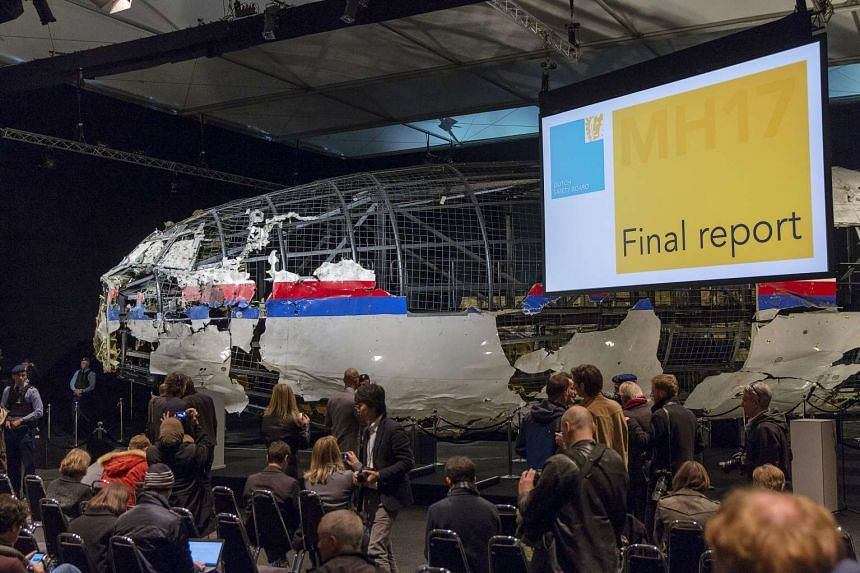 Malaysia Airlines flight MH17 was brought down by a BUK missile fired from eastern Ukraine.