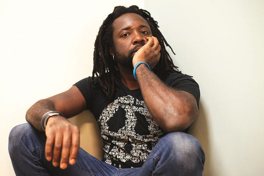 Marlon James, 45, is the first Jamaican to win the Man Booker prize.