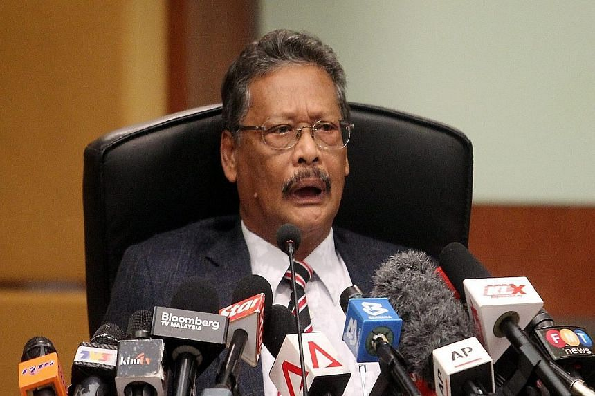 Malaysian Attorney- General Mohamed Apandi Ali said yesterday that 1MDB could not be blamed for failing to disclose information when the central bank did not request it in the past.