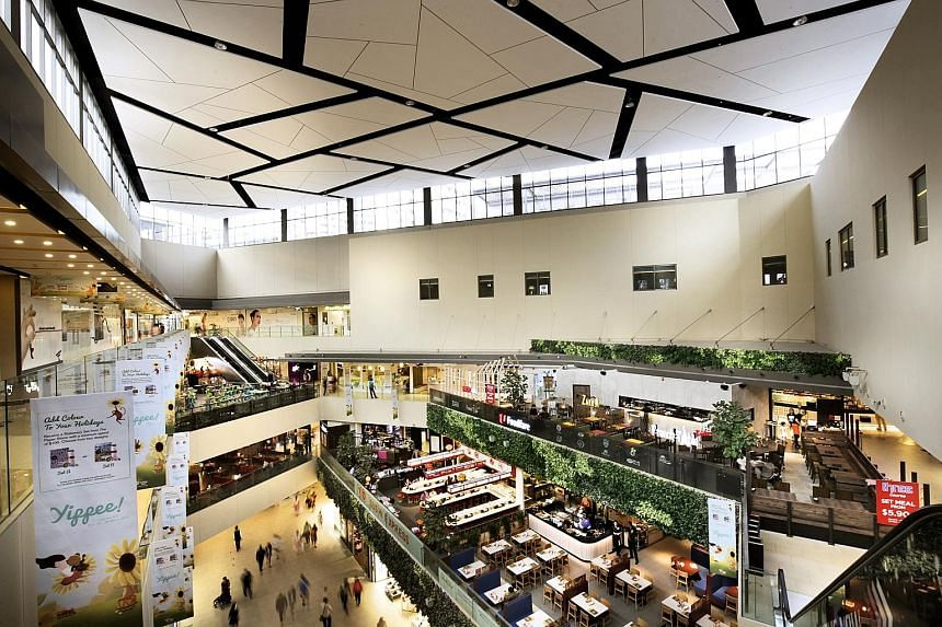 SPH's property business was a bright spot, with revenue rising 12.6 per cent to $230.8 million. Turnover was boosted by contributions from The Seletar Mall (above), which started business during the financial year, and higher rental income from Parag