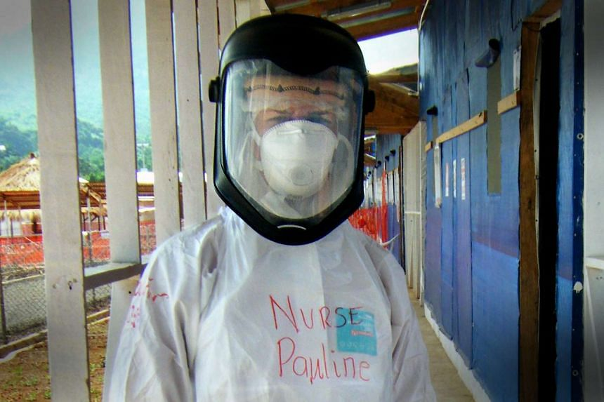 British nurse Pauline Cafferkey, who was successfully treated in January after contracting Ebola, is now back in the hospital after suffering rare late complications with the virus.