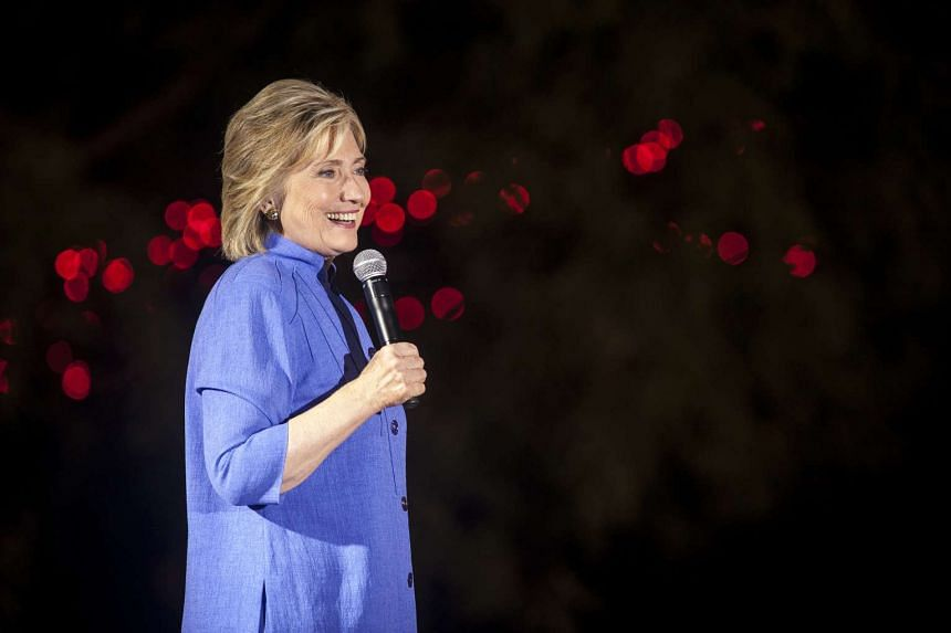 Hillary Clinton fired up a crowd during her first major rally in months after a strong Democratic debate performance.