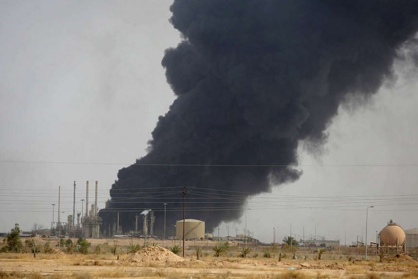 Iraqi forces and Shi'ite militia fighters recaptured most of the country's largest oil refinery from Islamic State in Iraq and Syria (ISIS) militants on Thursday, Oct 15.