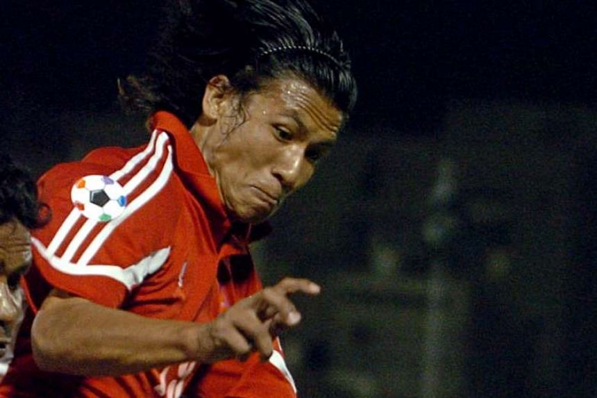 Nepal national team captain Sagar Thapa (above) was among five current and former international players arrested over match-fixing allegations.