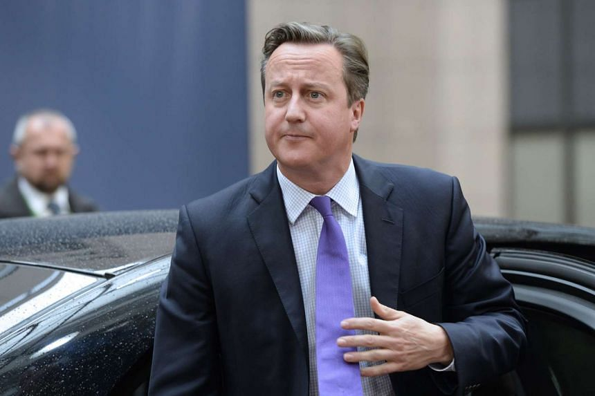 British Prime Minister David Cameron said on Thursday, Oct 15 he will finally unveil his long-awaited EU renegotiation demands early next month.