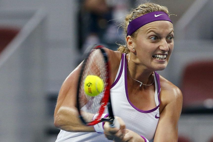 Petra Kvitova, who lost to Sara Errani in the first round in the recent China Open, will want to bounce back in the WTA Finals where she has been a qualifier for five straight years. She won in her debut appearance in 2011.