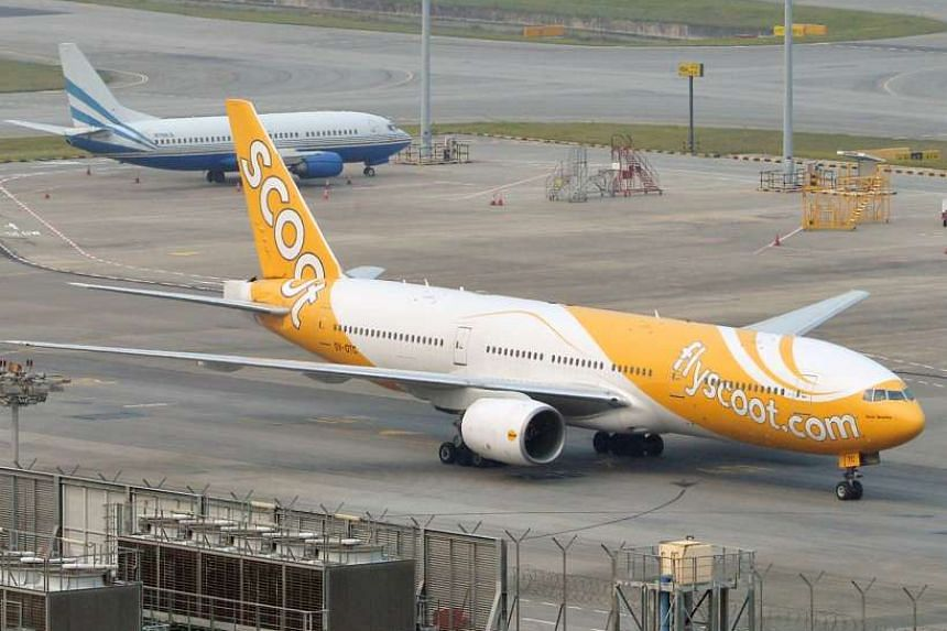 Budget carrier Scoot will be taking over the Singapore-Jeddah long-haul flight from parent company SIA beginning on May 1.