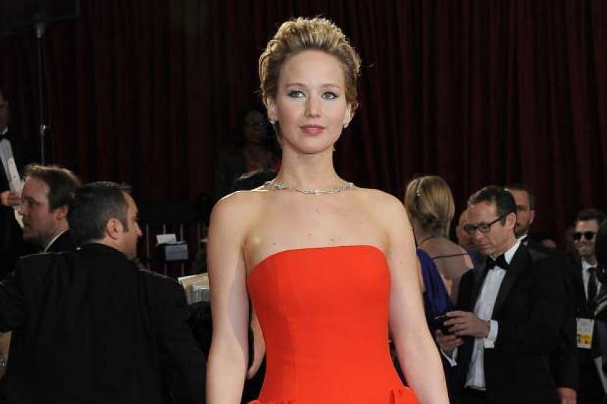 Actress Jennifer Lawrence expressed her displeasure at earning way less than her male co-stars in the 2013 movie, American Hustle.