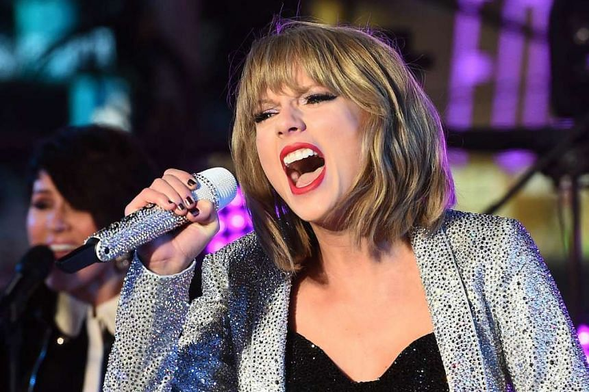 Taylor Swift chalks up six American Music Award nominations, including Artist of the Year and Single of the Year.