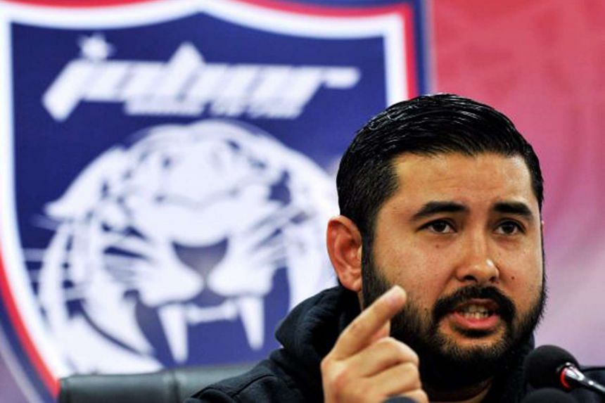 Johor crown prince Tunku Ismail Ibrahim said that his duties are towards the state and its people.