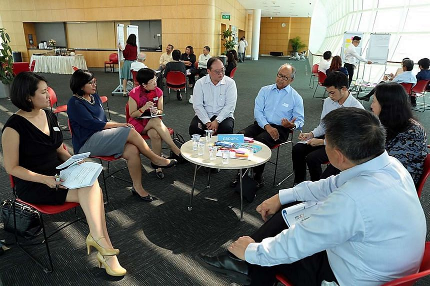 The steering committee in charge of developing the concept of the Founders' Memorial, which will honour Singapore's founding generation of leaders, met for the first time on June 30 June.