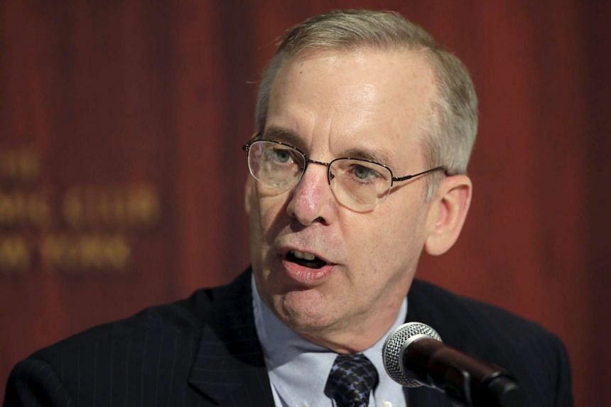 Mr William C. Dudley, president and chief executive officer of the Federal Reserve Bank of New York.