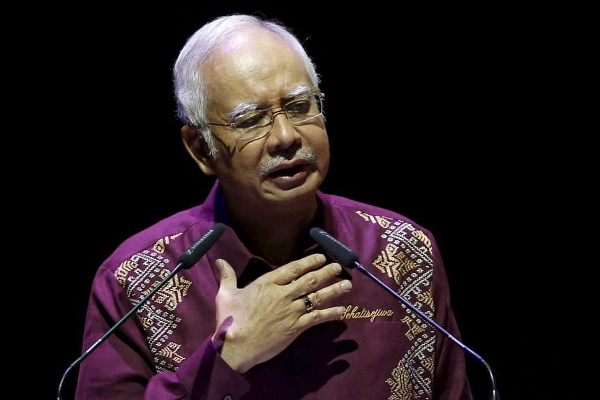 For Mr Najib, shoring up the economy and confidence is key as he also fends off criticism of his leadership amid a scandal.