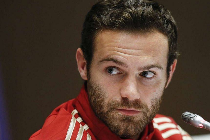 Juan Mata has called on his Manchester United team-mates to conquer a red-hot October schedule.