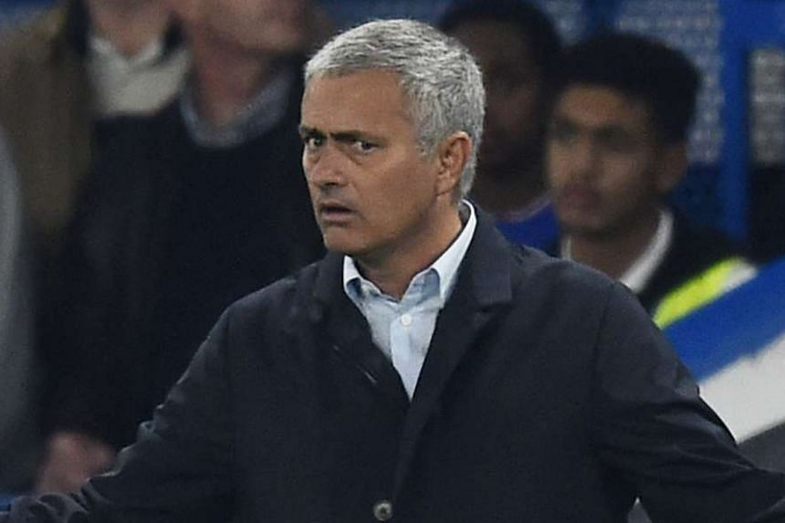 Chelsea are upset that the FA seems to be making a scapegoat out of Jose Mourinho since similar criticism of the referees by other managers has not drawn censure.