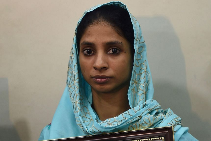 A new ray of hope for the woman, known only as Ms Geeta, came after the Indian High Commission in Islamabad sent her a photograph of a family, whom she said she recognised.