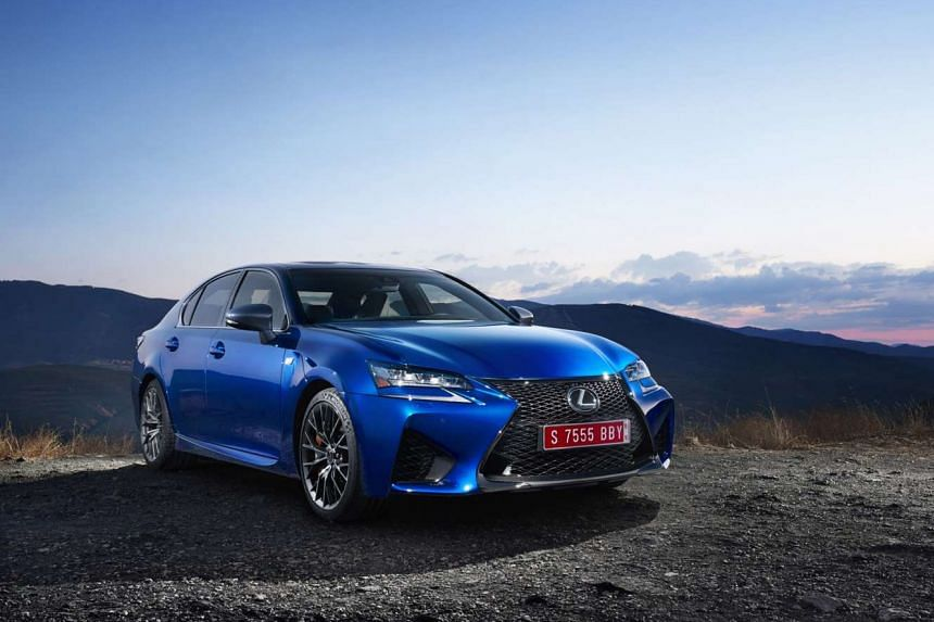 The Lexus GS F boasts a smooth engine with a lovely sound that is boosted by speakers that amplify desirable frequencies.