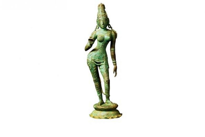 The Asian Civilisation Museum (ACM) is returning an 11th-century bronze sculpture which had been purchased from  a dealer which handled illegally trafficked Indian artefacts.