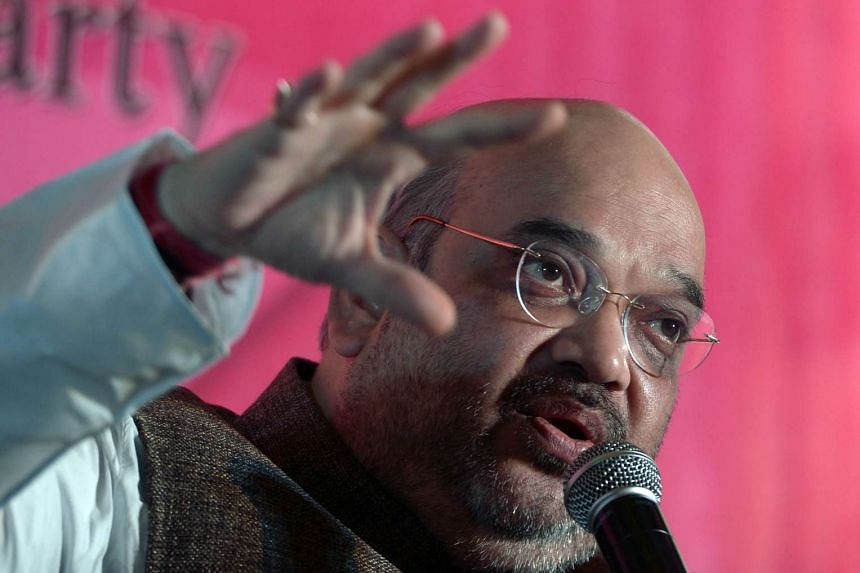 """Bharatiya Janata Party president Amit Shah imposed a """"gag order"""" on several senior BJP officials for their remarks over the lynching case of a Muslim who was accused of eating beef."""