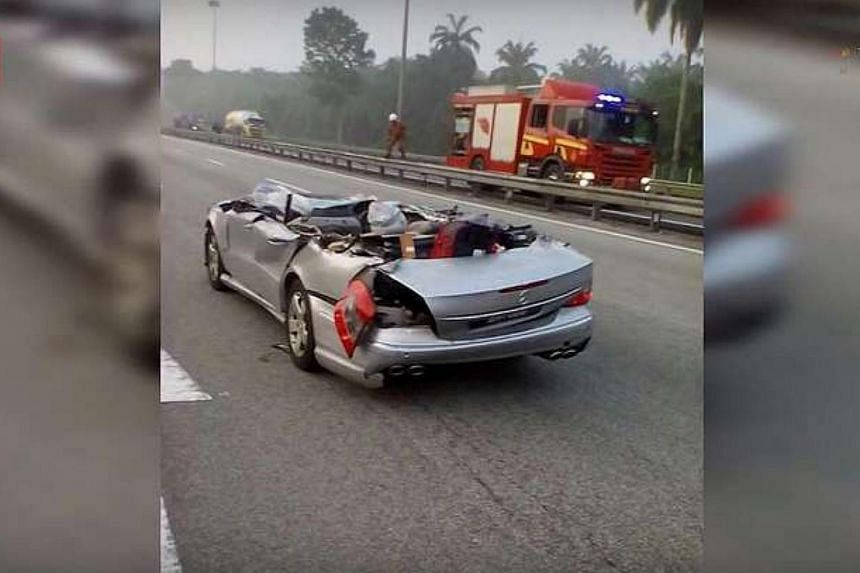 7 killed in 3 accidents on Malaysia's North-South Expressway