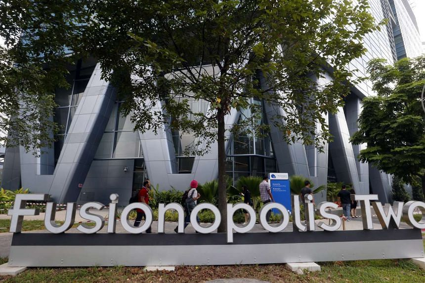 The new R&D laboratory to be set up jointly by Applied Materials and A*Star will be housed in A*Star's R&D cluster at Fusionopolis Two.