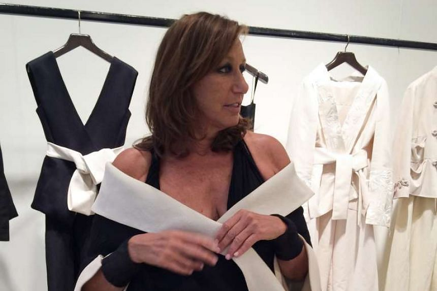 Fashion designer Donna Karan comes out with a new book, My Journey.