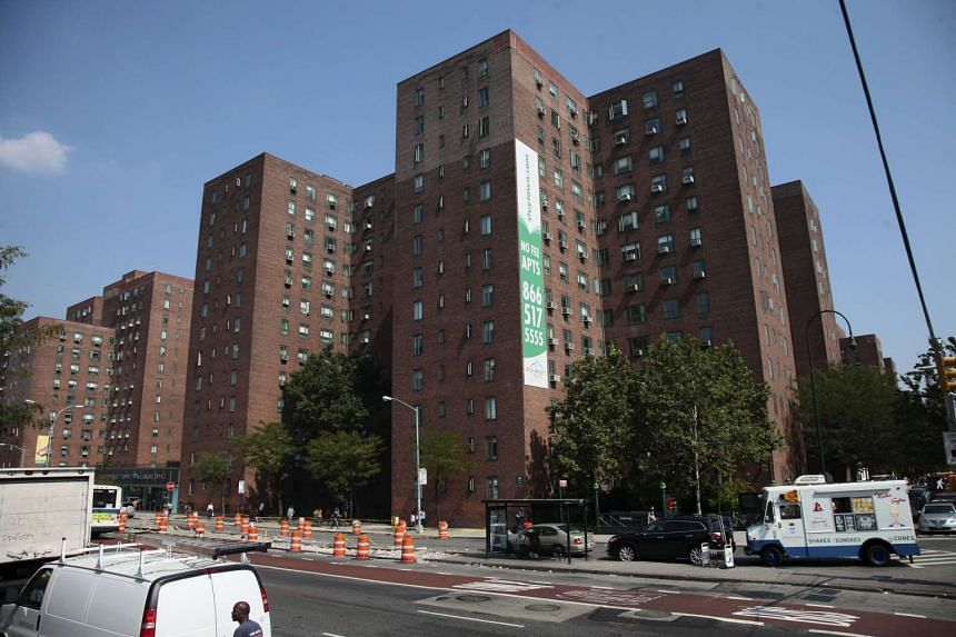 Blackstone Group will pay about US$5.3 billion (S$7.37 billion) for the 32ha Stuyvesant Town-Peter Cooper Village (pictured).