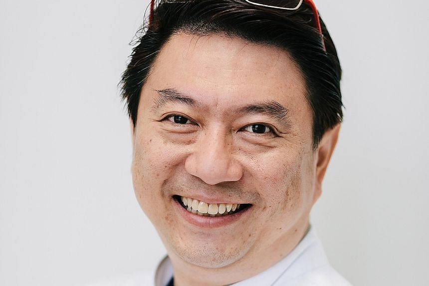 Tom Yam soup is celebrity chef Eric Teo's go-to dish when he has a cold as its sour and spicy broth helps clear the airways.