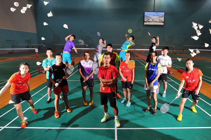 The Singapore Badminton Association received $500,000 in funds from a group of 23 local businesses on Tuesday, Oct 20, 2015.