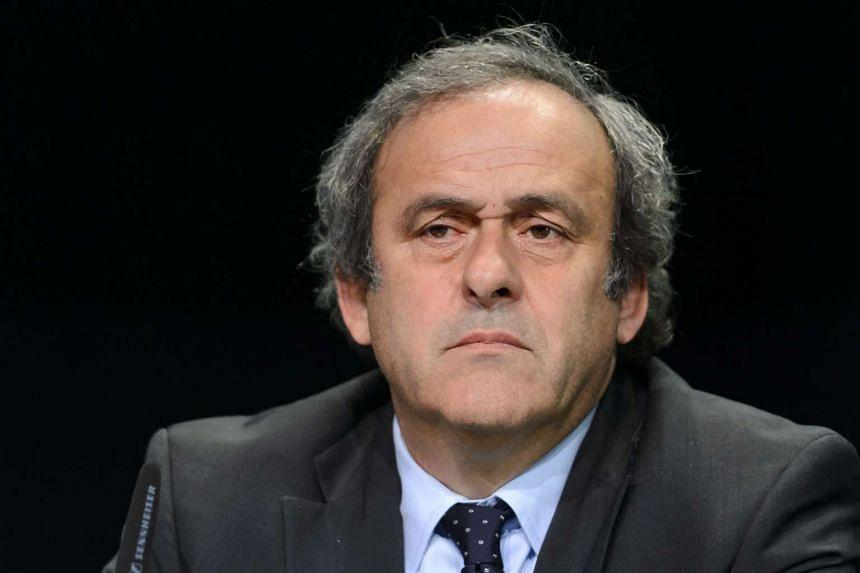 Fifa is leaving the door open for Michel Platini's presidential bid.