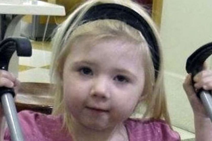 The girl whose remains were found in a suitcase earlier this year has been identified by Australian police as two-year-old Khandalyce Kiara Pearce.