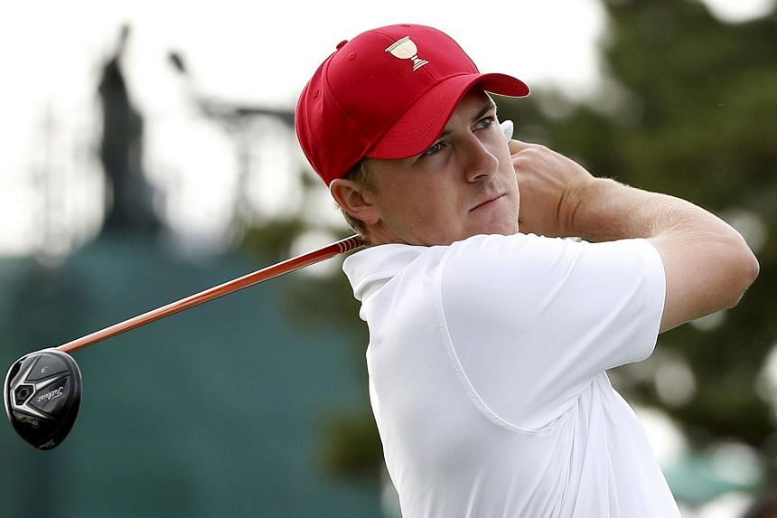 22-year-old golfer Jordan Spieth will be paid an appearance fee of US$1.2 million (S$1.67 million) at the SMBC Singapore Open - more than the event's total prize pot of US$1 million.
