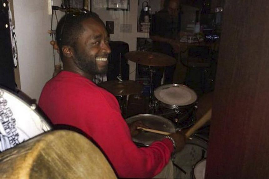 Corey Jones, 31, a professional drummer, is shown in this photo released by Florida State University National Black Alumni, on Oct 20.