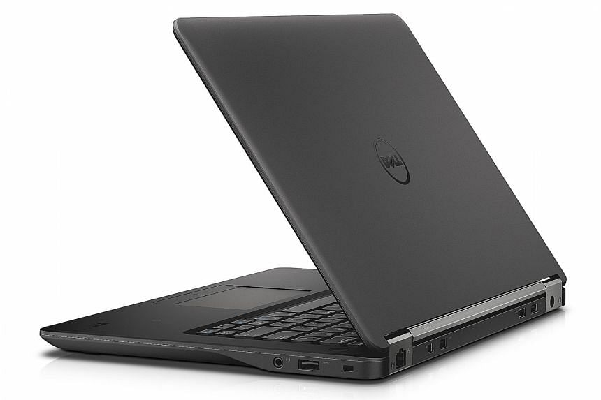 The Dell Latitude E7450 has passed the military standard 810G test that involves extreme variations in temperatures and humidity.