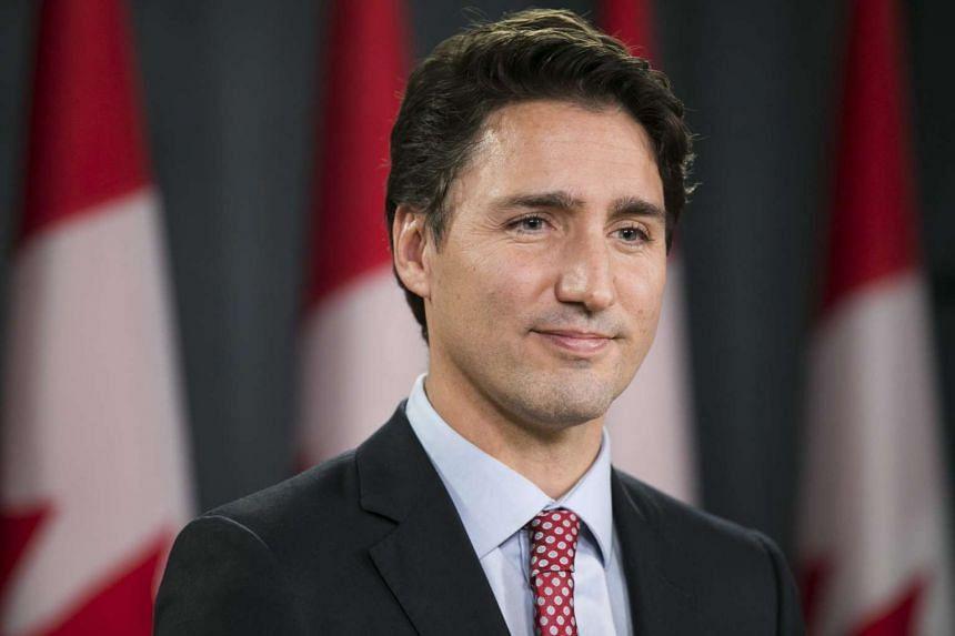 Canada's Prime Minister-elect Justin Trudeau.
