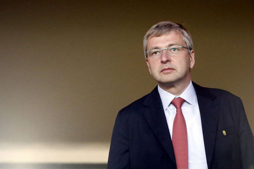 Dmitry Rybolovlev (above) and ex-wife Elena have had reached a deal to settle their divorce.